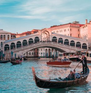 Flughafen Venedig-Marco Polo